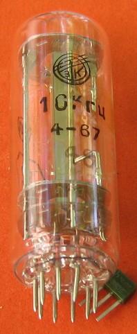Вакуумированные резонаторы в стеклянных корпусах. Quartz10