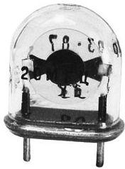 Вакуумированные резонаторы в стеклянных корпусах. Rka_110