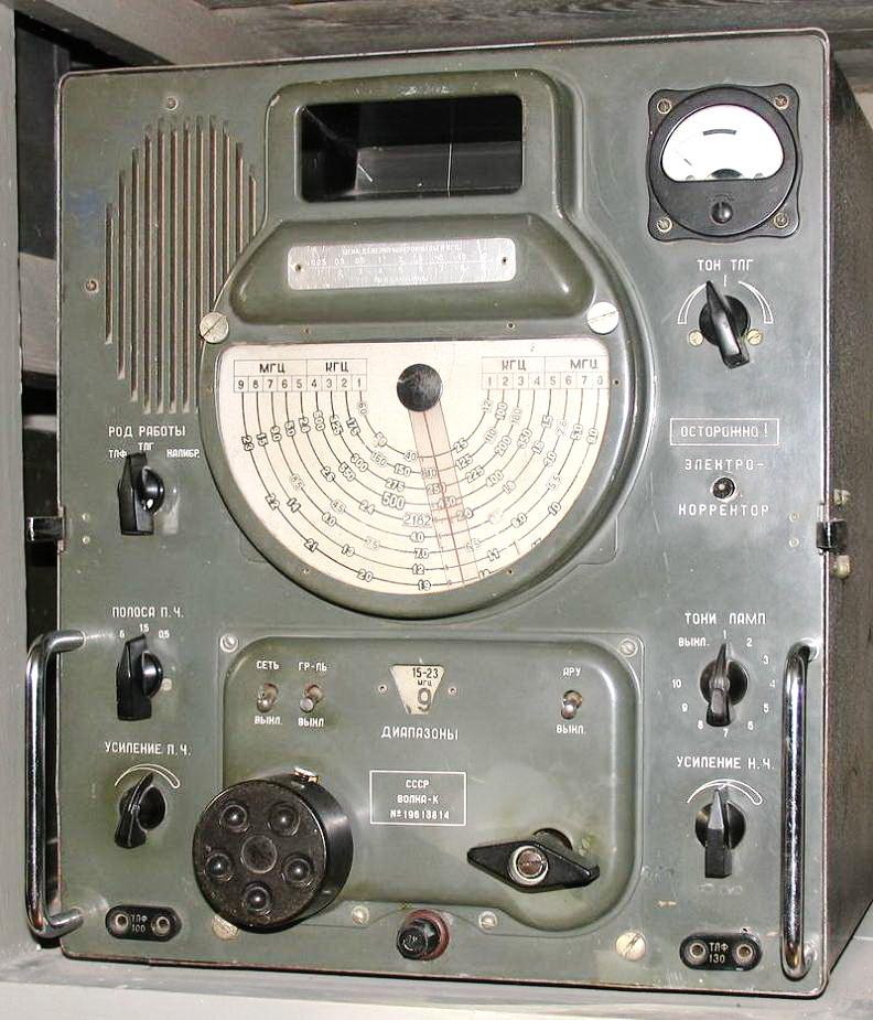 """Приёмник """"Волна-К"""", и что с ним можно сделать радиолюбителю. Volna10"""