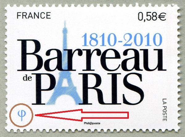 détail sur timbre Barrea10