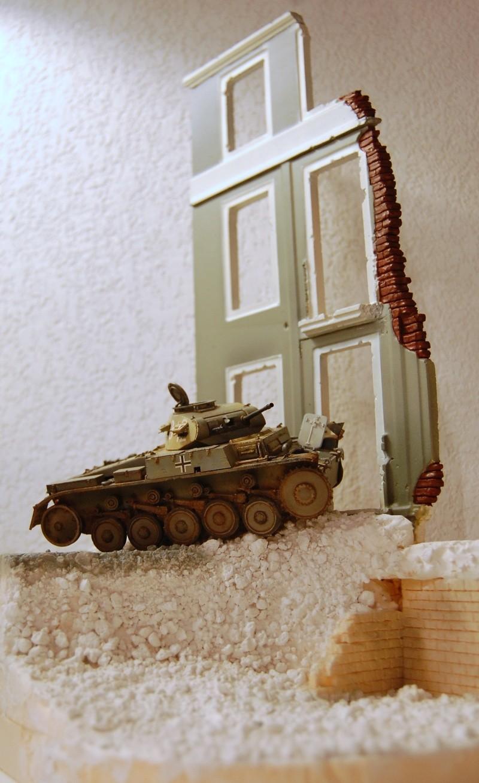 panzer - [Pedrolemac] Stalingrad - le tombeau de la Wehrmacht - panzer II  - Page 4 Panzer13
