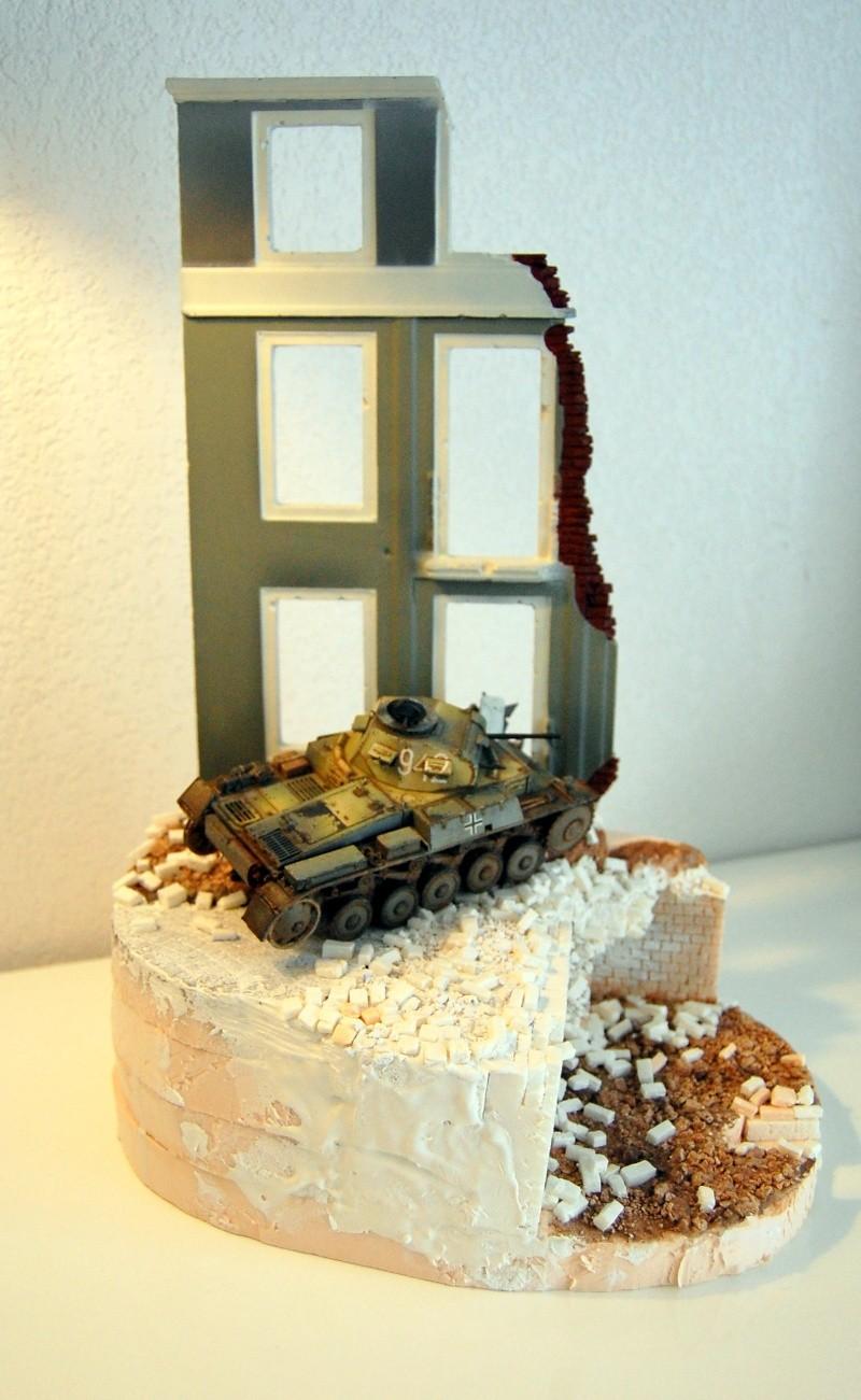 panzer - [Pedrolemac] Stalingrad - le tombeau de la Wehrmacht - panzer II  - Page 4 Panzer17