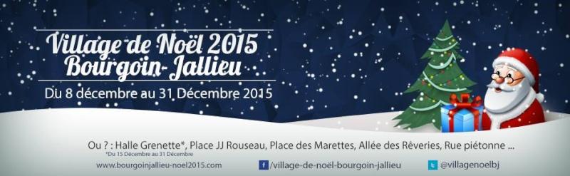 Création d'un extraordinaire marché de Noël à Bourgoin-Jallieu Visuel10