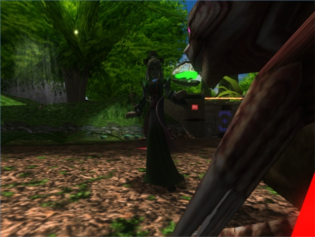 PSO PC/ V1&V2 Screenshot Gallery! - Page 27 Scary10