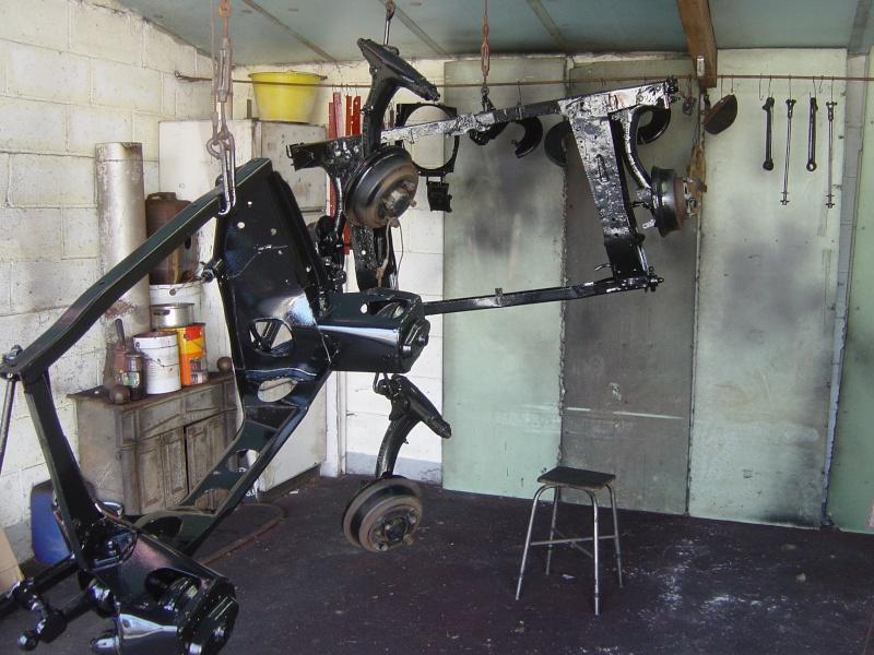 Resto Mini Cooper 92 Arc-de-Triomphe. Par le garage rcaustin. Dsc08512