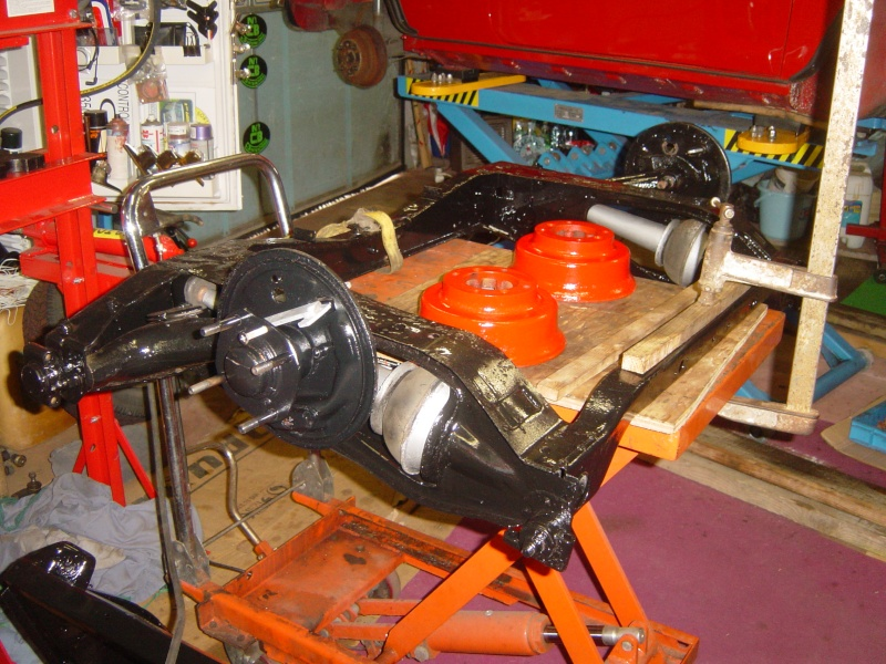 Resto Mini Cooper 92 Arc-de-Triomphe. Par le garage rcaustin. Dsc08515