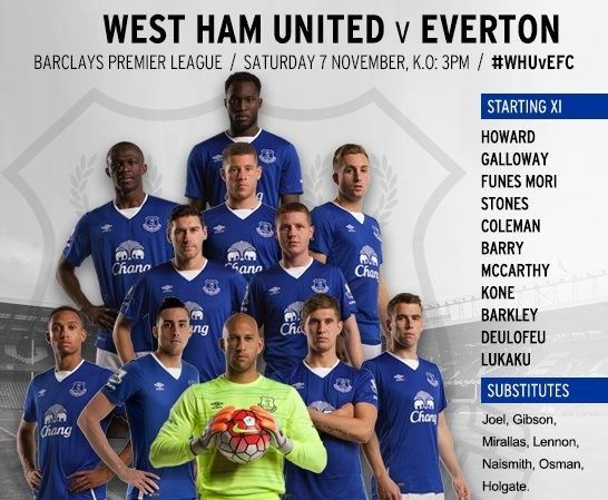 West Ham v Everton Untitl20
