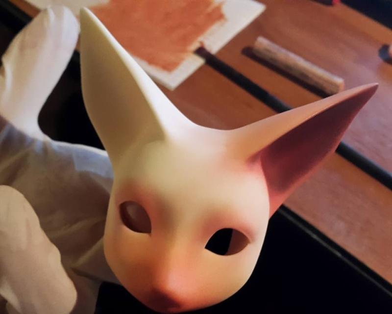 [Popidoll Fox] Goupix et Goupixia le duo de renard geek 11949510