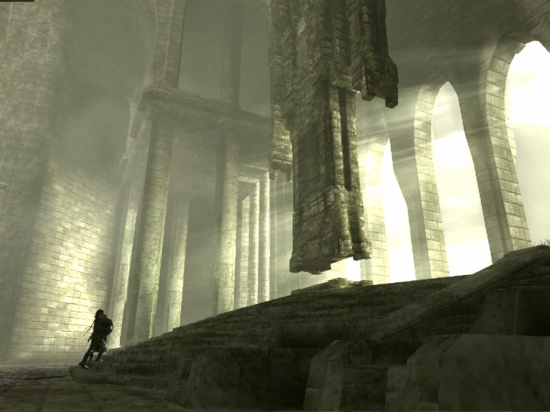 Shadow of the Colossus PS2 Me000010