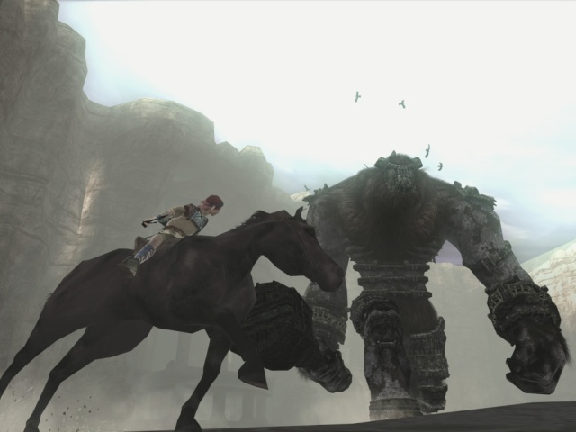 Shadow of the Colossus PS2 Me000013