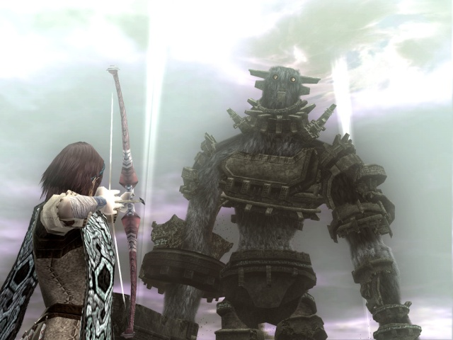 Shadow of the Colossus PS2 Me000014