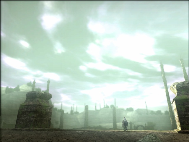 Shadow of the Colossus PS2 Me000017