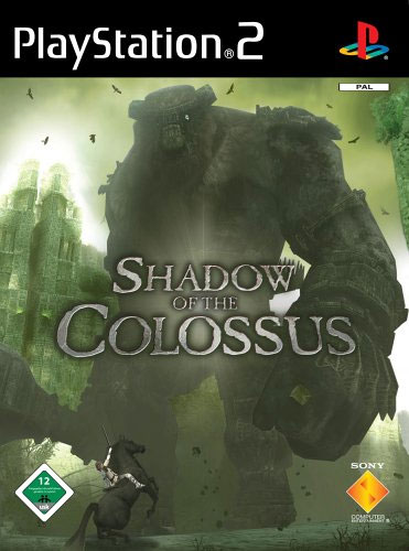 Shadow of the Colossus PS2 Shadow10