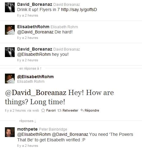 David sur Twitter 11-04-11