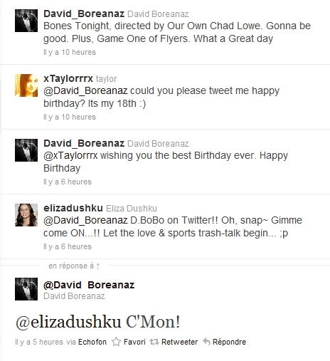 David sur Twitter 11-04-12