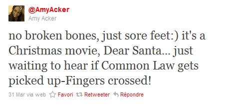 "[Amy Acker] Nouveau film : ""Dear Santa"" 11-04-29"