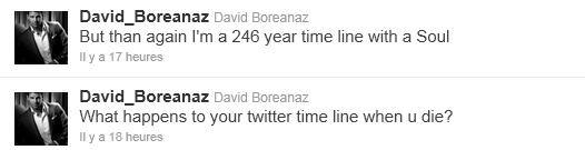 David sur Twitter 11-06-10