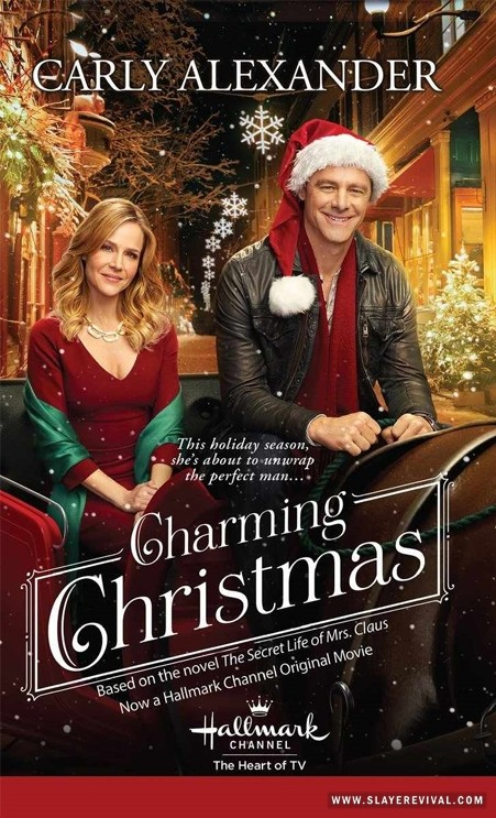 "Julie Benz dans ""Charming Christmas"" Charmi10"