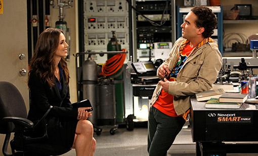 The Big Bang Theory [Angela] Eliza-10