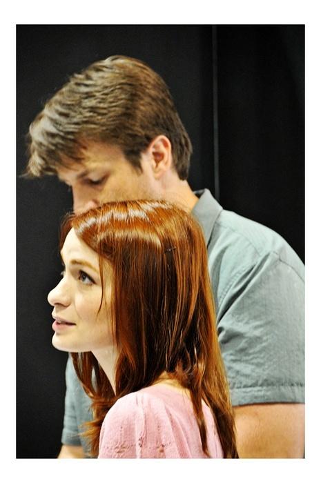 Membres du cast réunis - Page 2 Felici10