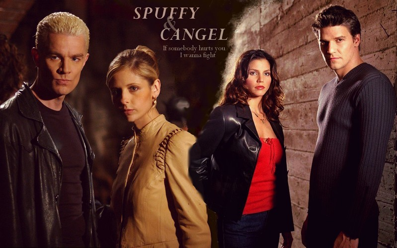 Version 67 - If somebody hurts you, I wanna fight [Spuffy & Cangel] Header16