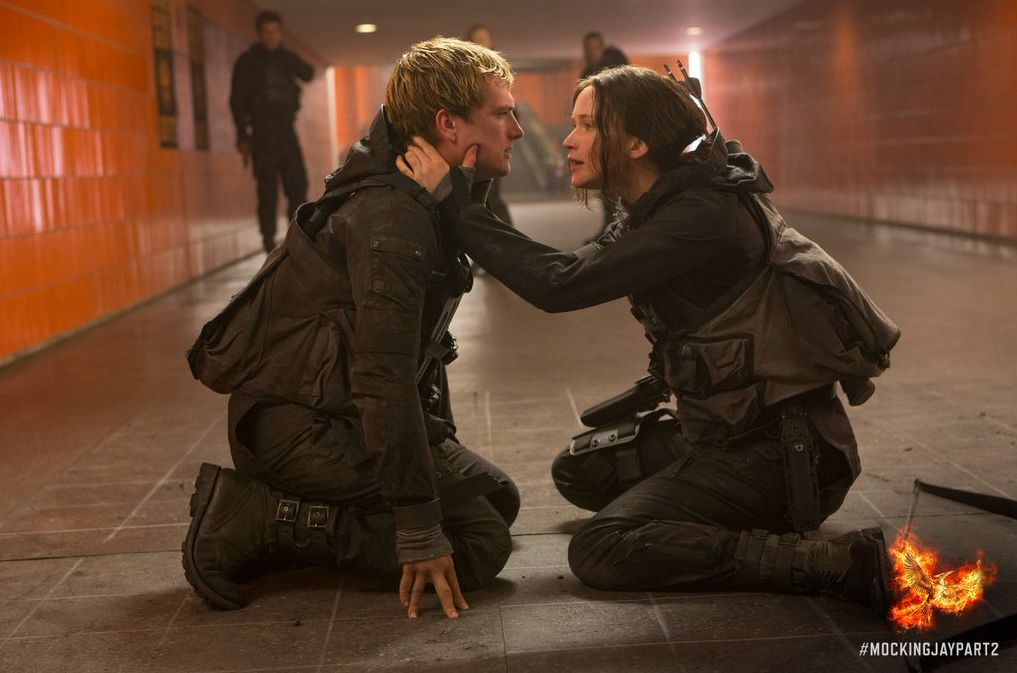 Hunger Games : la Révolte/Mockingjay [Part. 2] Peeta-10