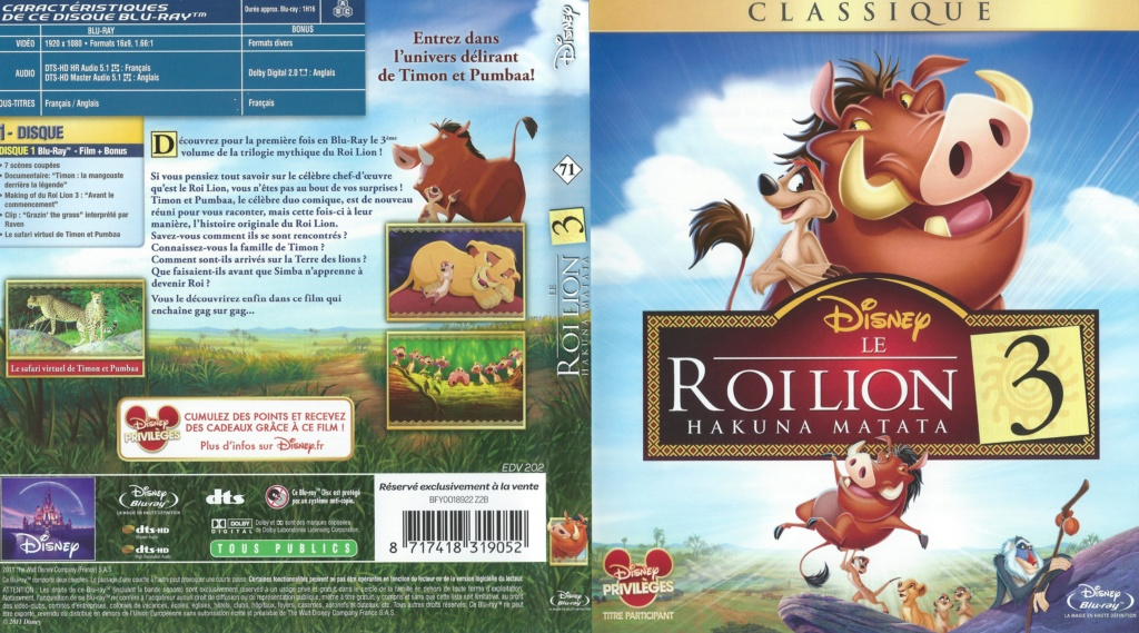 Les Blu-ray Disney avec numérotation... - Page 2 Scan0210