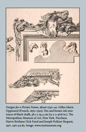 Cadres français (1610-1792) au J. Paul Getty Museum  88815