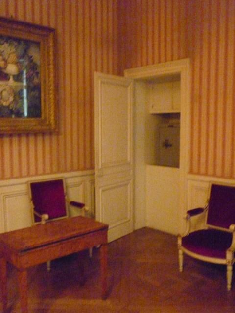 Versailles, rois, princesses et présidents sur France3 Ap101012
