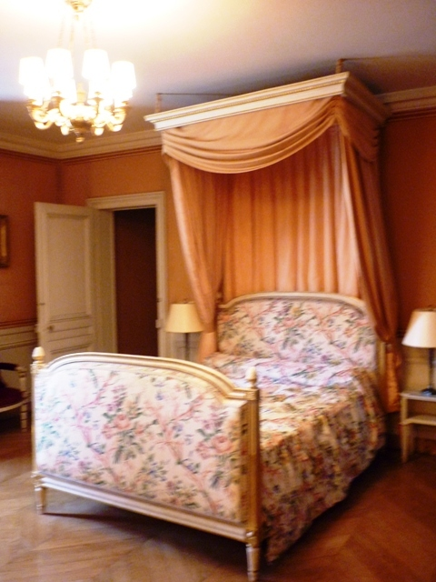 Versailles, rois, princesses et présidents sur France3 P1010613
