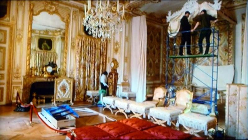 Versailles, rois, princesses et présidents sur France3 P1060613