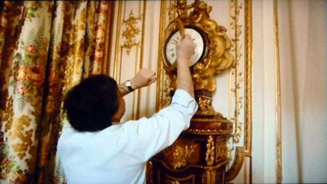 Versailles, rois, princesses et présidents sur France3 P1060616