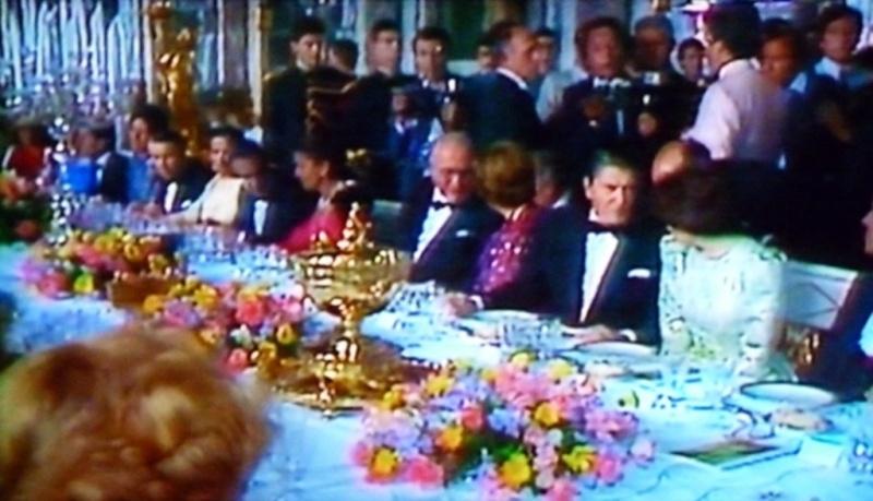 Versailles, rois, princesses et présidents sur France3 P1060618
