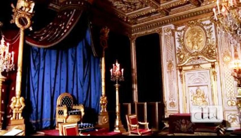 Napoléon et les Arts, J-M Leniaud, Château de Fontainebleau W13