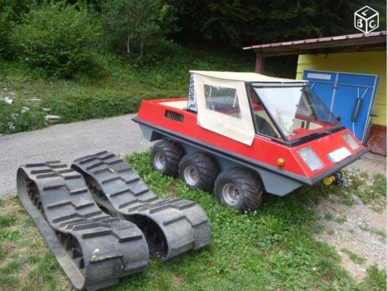 LBC: Vehicule 6x6 poncin VP 2025 Captur12