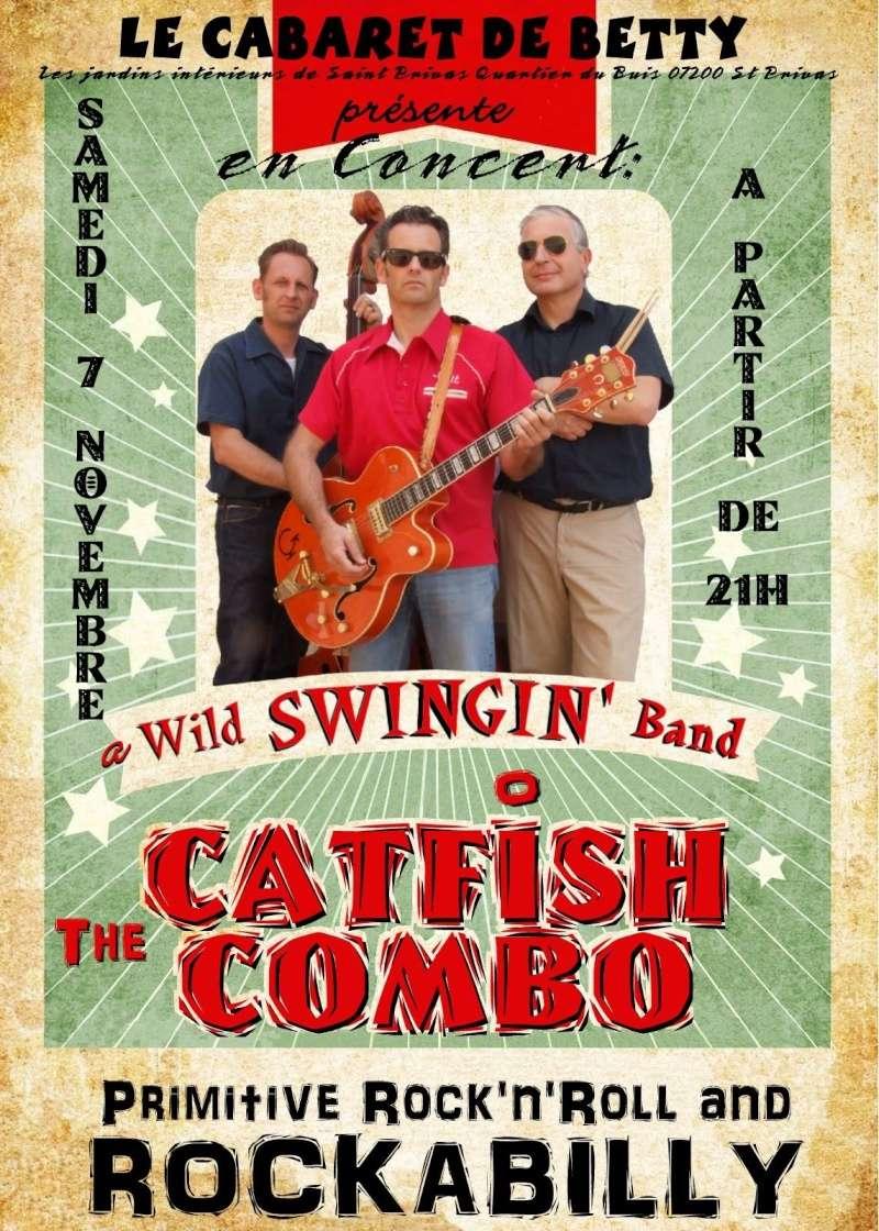 Catfish Combo à Aubenas  Catfis10