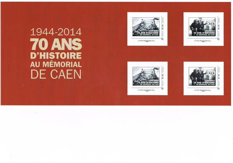 14 - Caen - Mémorial de Caen 70 ans d'Histoire 1944-2014 14_cae10