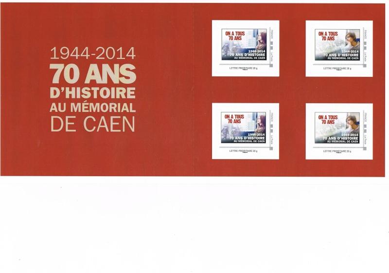 14 - Caen - Mémorial de Caen 70 ans d'Histoire 1944-2014 14_cae11