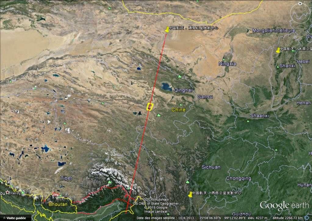 Lancement CZ-2D | GF-9 à JSLC - le 14 Septembre 2015 [Succès] Milita10