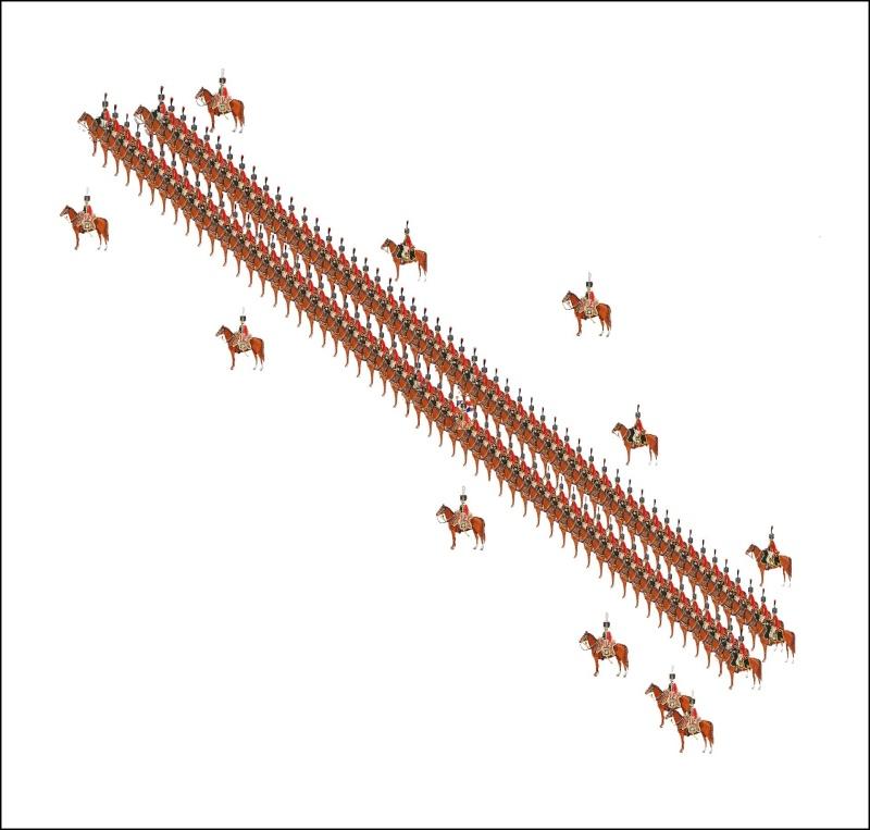 Organisation d'un escadron de cavalerie 1_esca10