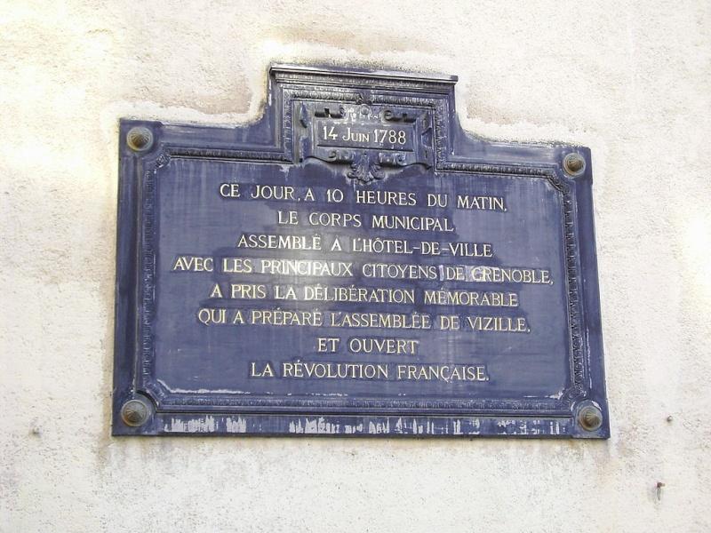 7 juin 1788, la Journée des Tuiles à Grenoble 1024px13