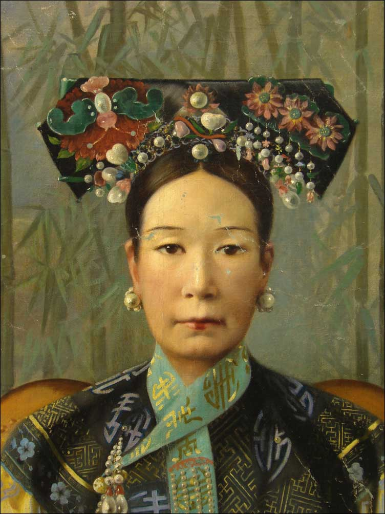 L'impératrice Cixi, biographie de Jung Chang Cixi10