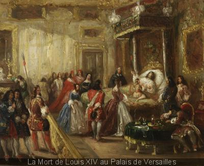Le Roi est mort, vive le Roi !  Exposition à Versailles E10