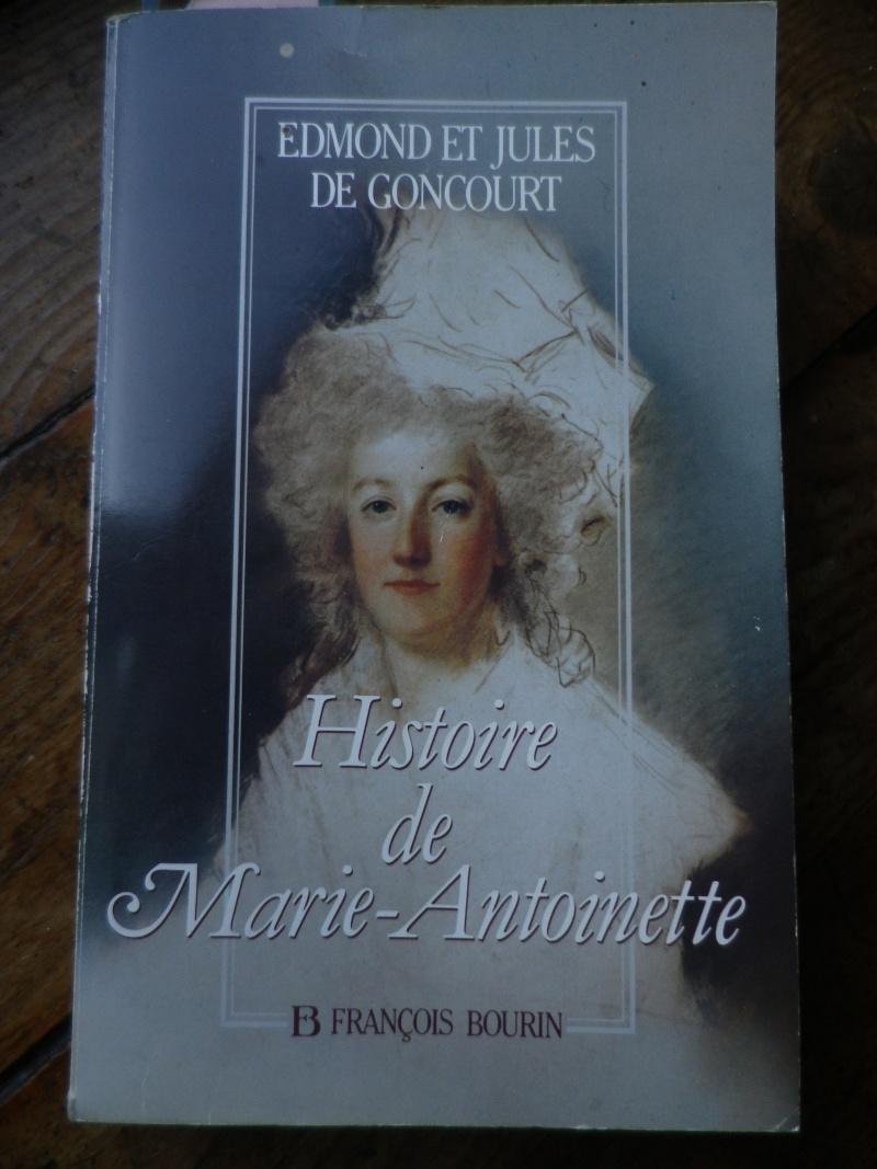 Les frères Goncourt : Histoire de Marie-Antoinette Goncou10