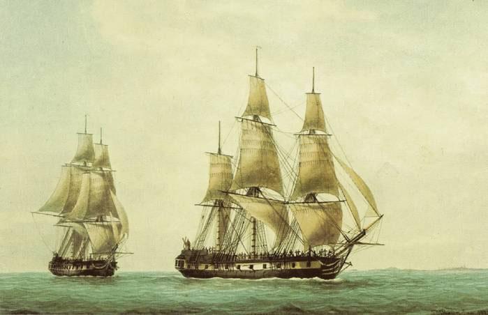 Jean-François de la Pérouse et l'expédition Lapérouse Lapero11