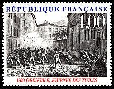 7 juin 1788, la Journée des Tuiles à Grenoble Philex10
