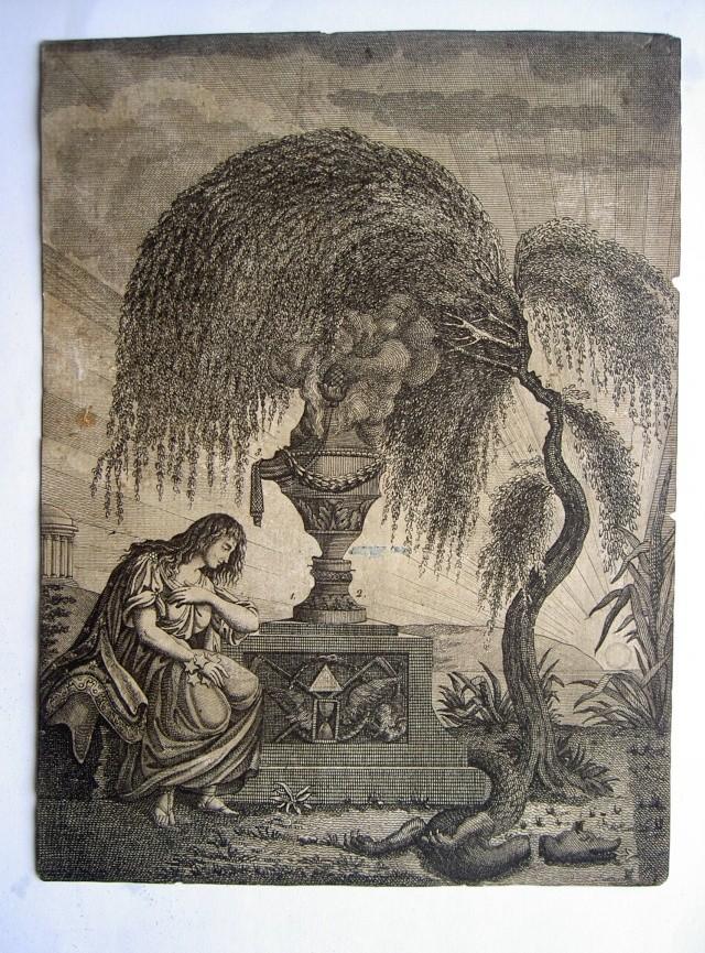 Portraits cachés de Marie-Antoinette et Louis XVI ou images séditieuses  Pict8210