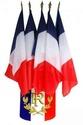 (N°18) Photo de la Remise de la Croix du Combattant à un ancien OPEX Tchad Opération Limousin,le 11 Novembre 2011, à Rouen (76).(Photo de Jacques MICHAUD) 10685512