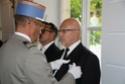 (N°61)Photos de la cérémonie de la remise de la carte et de la croix du combattant  le jeudi 1er octobre 2015 à des anciens du TCHAD  et d'autres pays ,  à des militaires d'actives et des réservistes.(Photos de Raphaël ALVAREZ et Raphaël DELLE-CASE) Cyrymo14