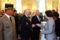 (N°61)Photos de la cérémonie de la remise de la carte et de la croix du combattant  le jeudi 1er octobre 2015 à des anciens du TCHAD  et d'autres pays ,  à des militaires d'actives et des réservistes.(Photos de Raphaël ALVAREZ et Raphaël DELLE-CASE) Mc151011